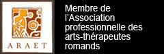 ARAET-Association professionnelle des arts-thérapeutes romands